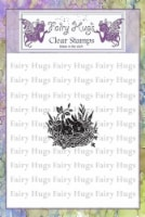 Fairy Hugs Stamps - Bunny Nest - 1