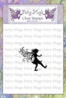 Fairy Hugs Stamps - Dixie - 1