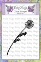 Fairy Hugs Stamps - Dandelion - 1