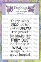 Fairy Hugs Stamps - Make A Wish - 1