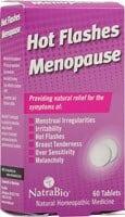 NatraBio  Hot Flashes Menopause Relief