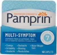Pamprin Multi-Symptom Caplets