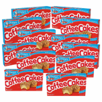 Drake's Coffee Cakes, 12 boxes, 96 Individually Wrapped Breakfast Pastries, Cinnamon - 96