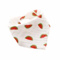 D Darlyng & Co. Muslin Bandana Bib (Water Melon) - Baby Bib