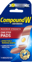 Compound W Maximum Strength One-Step Wart Pads