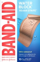 Band-Aid Waterproof Tough Strips Extra Large Bandages