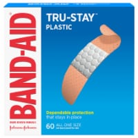 Band-Aid Plastic Strips Bandages