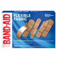 Band-Aid Assorted Flexible Fabric
