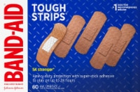 Band-Aid Tough Strips Fabric Adhesive Bandages