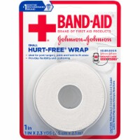 Band-Aid Small Hurt-Free Wrap