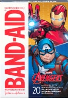 Band-Aid Avengers Assorted Bandages 20 Count