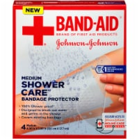 Band-Aid First Aid Shower Care Bandage Protectors