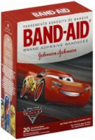 Band-Aid Cars Adhesive Bandages