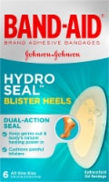 Band-Aid Hydro Seal Blitser Heels Bandages