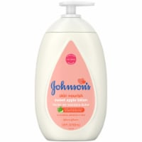 Johnson's Skin Nourish Sweet Apple Lotion