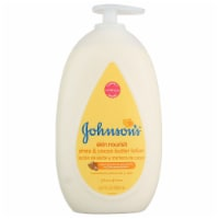 Johnson's Skin Nourish Shea & Cocoa Butter Lotion