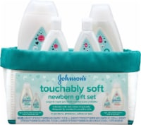 Johnson's Touchably Soft Newborn Gift Set