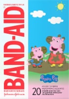 Band-Aid Peppa Pig Adhesive Bandages
