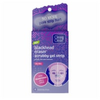 Clean & Clear Blackhead Eraser Scrubby Gel Strips