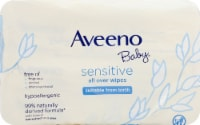 Aveeno Baby Sensitive All Over Wipes