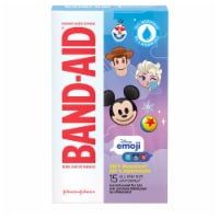 Band-Aid Disney Emoji Waterproof Bandages