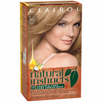 Clairol Natural Instincts 2 Sahara Light Blonde Hair Color