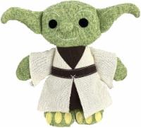 Disney Parks Star Wars Galaxy's Edge Yoda Plush New With Tag - 1