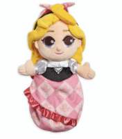Disney Parks Sleeping Beauty Baby Aurora In Blanket Pouch Plush New With Tags - 1