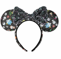 Disney The Nightmare Before Christmas Minnie Mouse Ear Headband New With Tag - 1