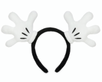 Disney Parks Mickey Mouse Gloves Ear Headband One Size New With Tag - 1