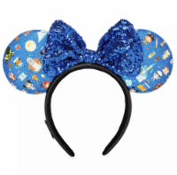 Disney Parks Stormtroopers It's A Small World Minnie Ear Headband New With Tag - 1