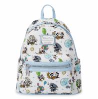 Disney Parks Mickey & Minnie's Runaway Railway Mini Backpack New With Tag - 1