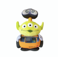 Disney Toy Story Alien Pixar Remix Plush Wall-e Limited New With Tag - 1