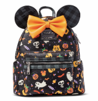 Disney Parks 2021 Minnie Halloween Mini Backpack New With Tag - 1