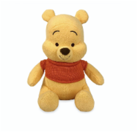 Disney Baby Winnie The Pooh Rattle Plush Plush New With Tag - 1