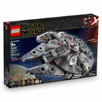 Disney Lego 75257 Star Wars Millennium Falcon Playset The Rise Of Skywalker New - 1