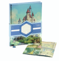Disney Castle Collection Snow White Castle Limited Journal New - 1