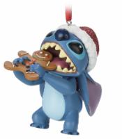 Disney Sketchbook Stitch Gingerbread Cookie Figural Ornament Lilo & Stitch New - 1