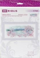 Riolis R1744 Counted Fuji Cross Stitch Kit - Mountain