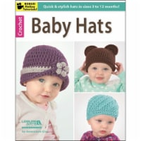 Leisure Arts-Crochet: Baby Hats - 1