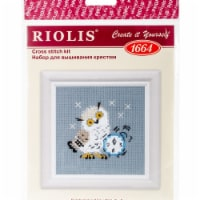 Riolis R1664 Alarm Clock Counted Cross Stitch