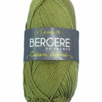 Bergere De France COTONSAT-35242 Coton Satine Yarn, Kaki