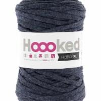 Hoooked Ribbon XL Yarn-Riverside Jeans - 1