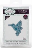 Creative Expressions Craft Dies By Sue Wilson-Triple Layer-Hummingbird - 1