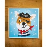 Vervaco V0183219 Pirate Dog-Diamond Art Kit - 1