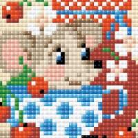 Riolis RAM0027 Jam Day -Diamond Mosaic Kit - 1
