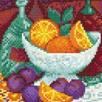 Riolis RAM0034 Oranges -Diamond Mosaic Kit - 1