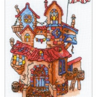 Riolis R1844 Fairytale -Counted Cross Stitch - 1