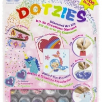 Needleart World DTZ10001 Diamond Dotz Dotzies Variety Kit 6 Projects - Pink - 1