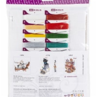 Riolis R1862 7.75 x 18 in. Counted Cross Stitch Kit - Favorite Tales - 14 Count - 1